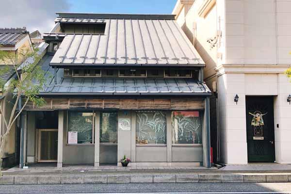 伊賀の元氣食堂の外観