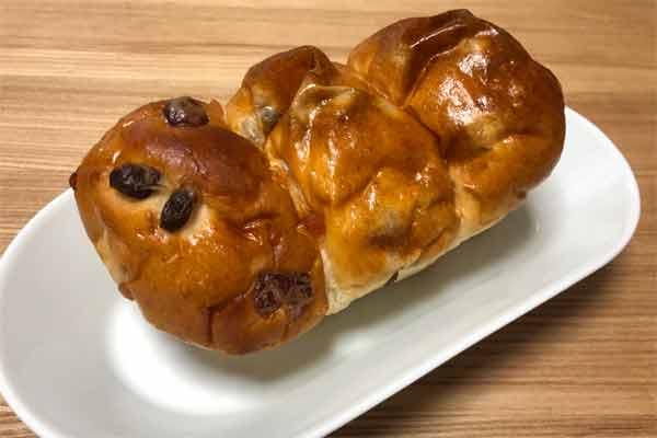 モモの手づくりパン工房のパン