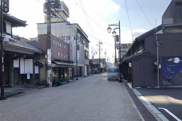 ブラタモリ伊賀市の忍者ロケ地