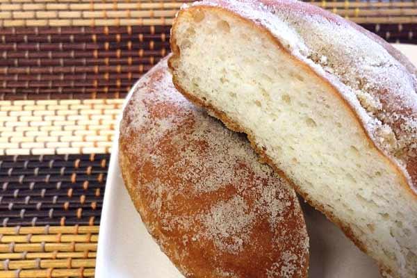 西町やかかんの揚げパン