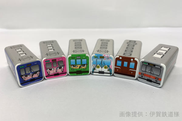 伊賀鉄道のグッズ
