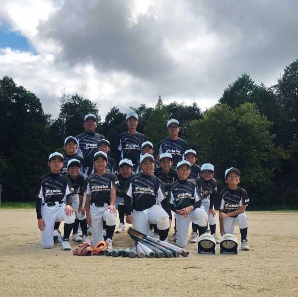 ふたば少年野球クラブのメンバー
