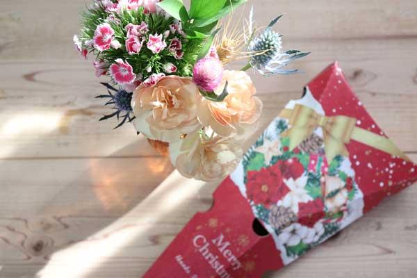 bloomeelifeの届いたお花