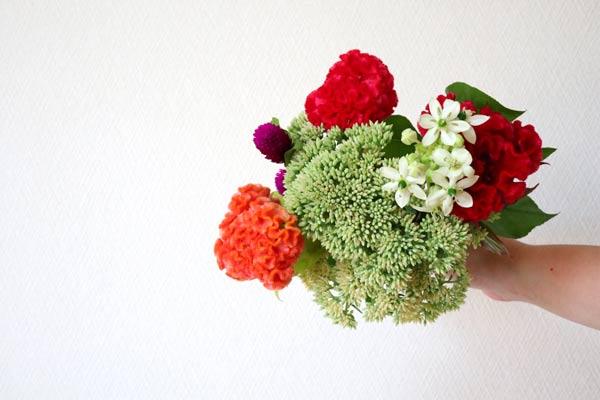 bloomeeのお花
